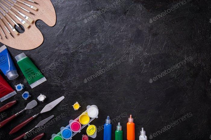 Kunst der Malerei