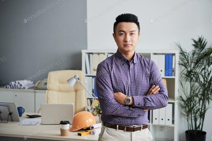 Professional architect