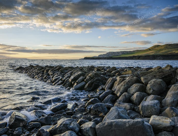 Kimmeridge Bay - Dorset