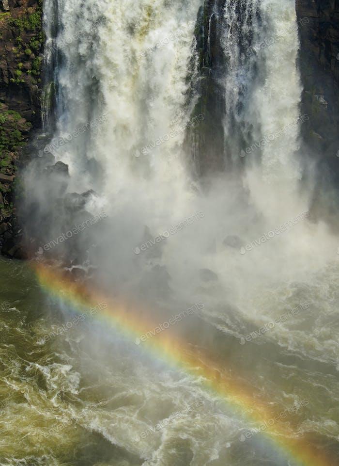 Iguacu Falls in Brazil