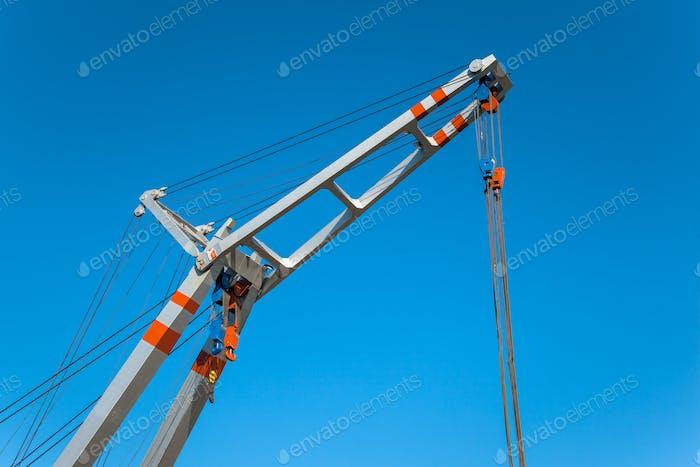 Aluminum Lifting Crane