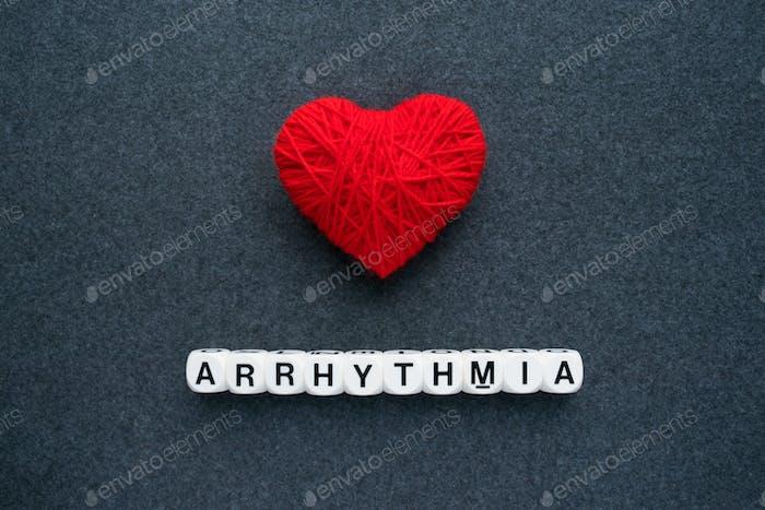 Heart arrhythmia, cardiac dysrhythmia or irregular heartbeat. Arrhythmia symptoms and types: extra