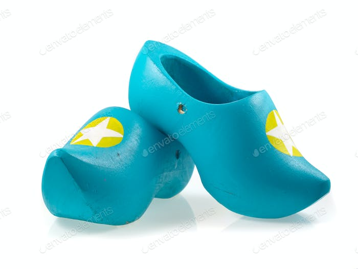 Contemporary Traditional Wooden Shoes