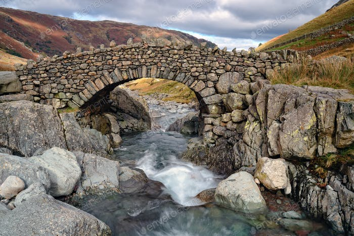 Stockley Bridge in Cumbria