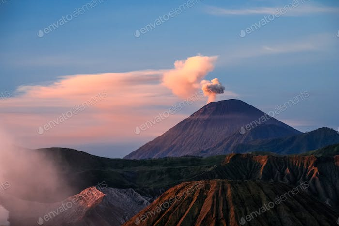 Gunung Bromo at dawn