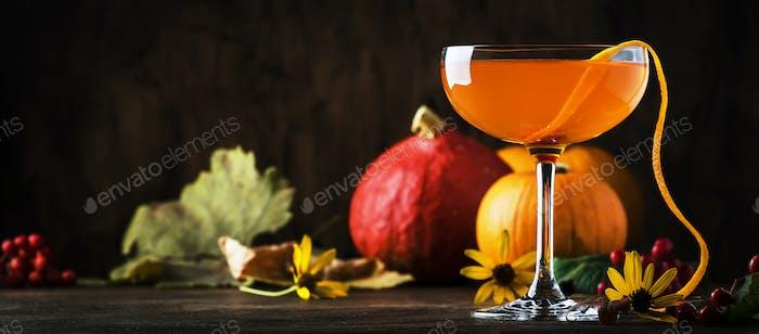 Satans Schnurrhaare, Halloween-Cocktail