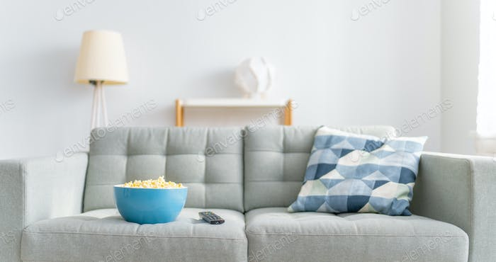 couch in the room
