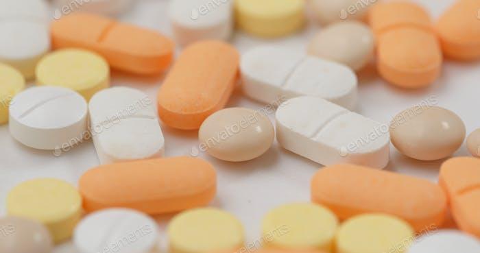 Pila de medicina