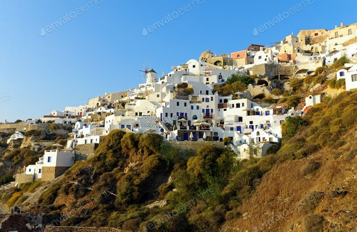 Lovely Oia village
