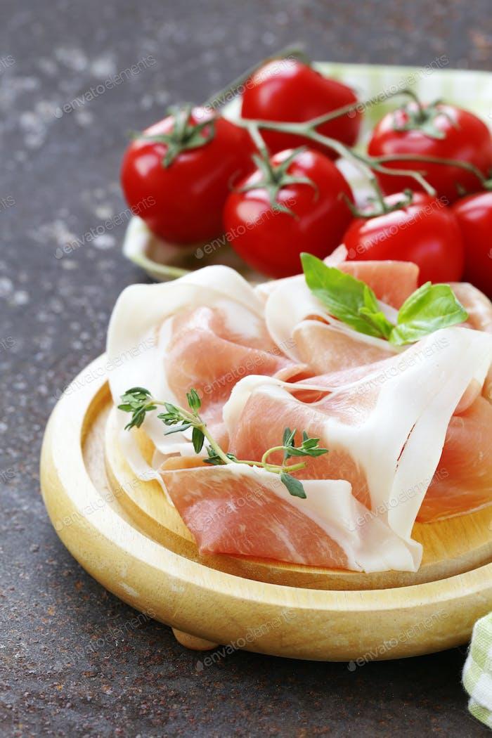 Parma Ham (Jamon)