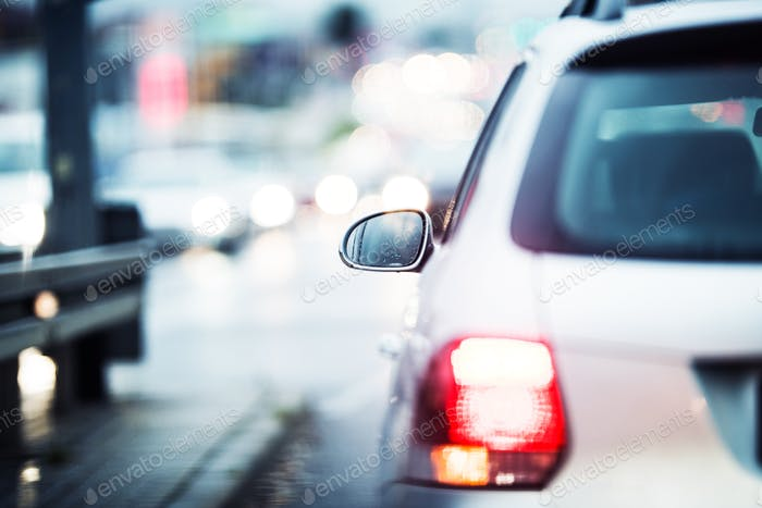 City Traffic Drive
