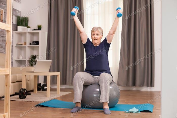 Remote Fitnesstraining