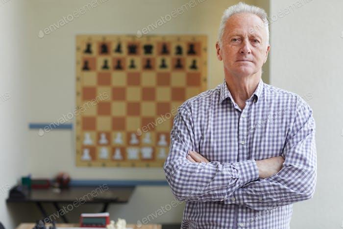 Famous grandmaster