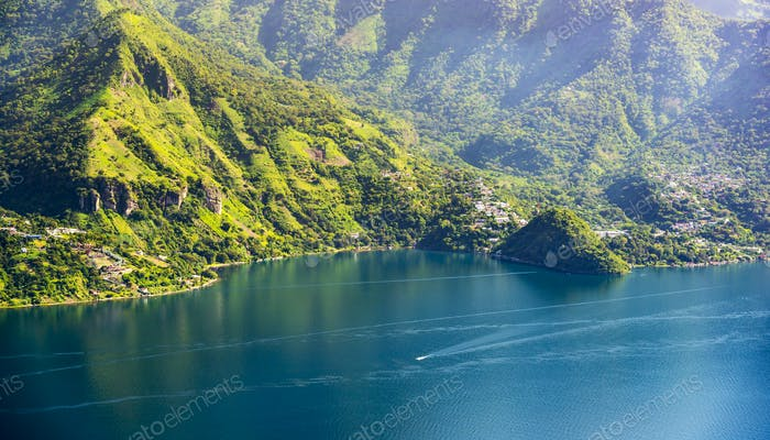 Lake Atitlan Shoreline