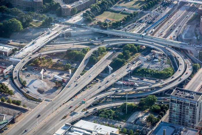 USA Road INterchange