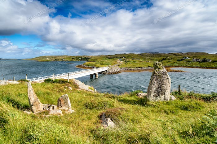 Great Bernera in the Outer Hebrides