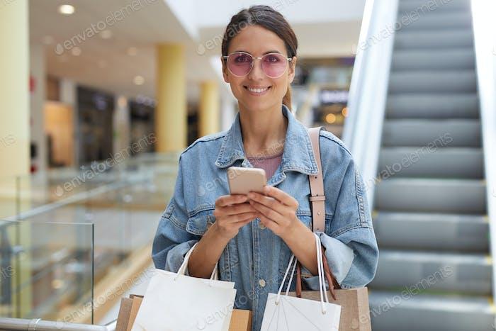Schreiben von Beiträgen über Shopping