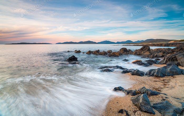 Bagh Steinigidh beach at Borve
