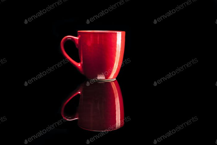 Simple Red Cup
