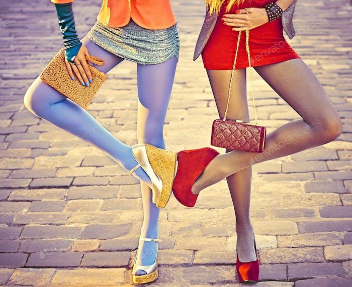 Fashion urban, woman