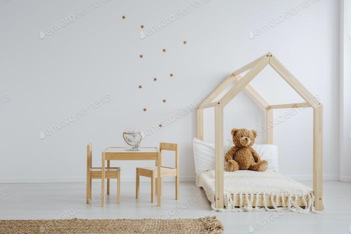 Furniture set for kid