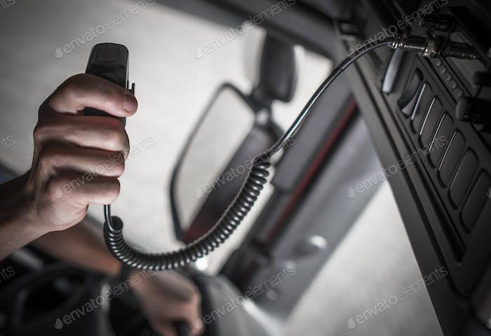 Convoy Truckers Radio Contact