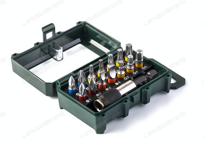 screwdriver bits