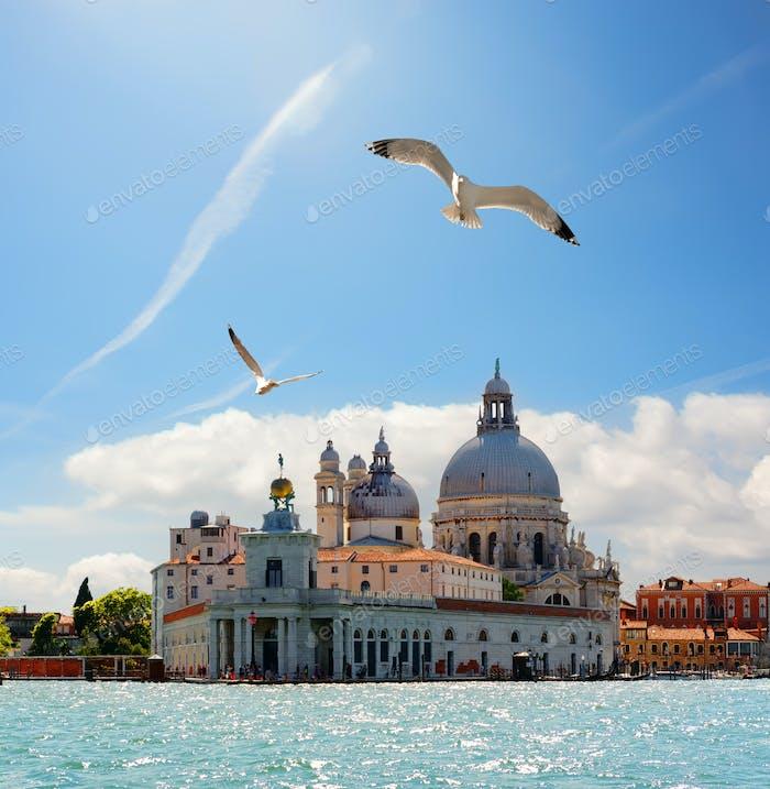 Alte Kathedrale von Venedig