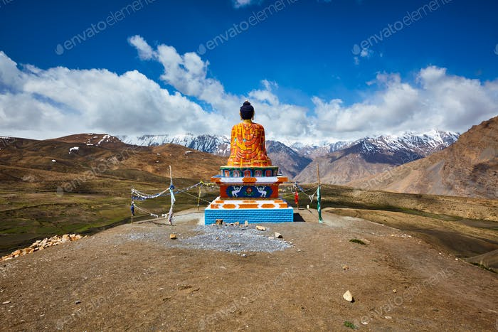 Thumbnail for Buddha in Langza village