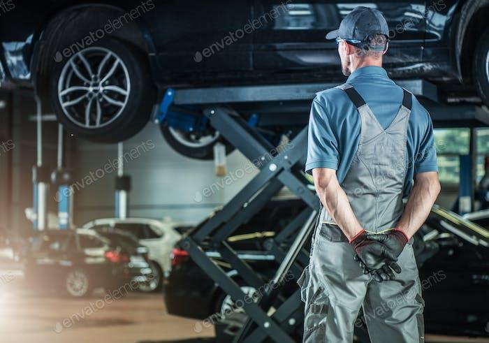 Automobile Services Business