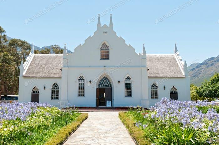 Dutch Reformed Church, Franchoek