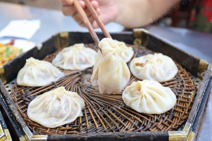 Xi'an soup dumplings