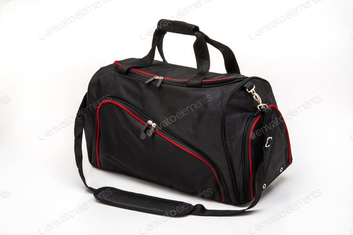 Golf Bag in Black Colour to Travel