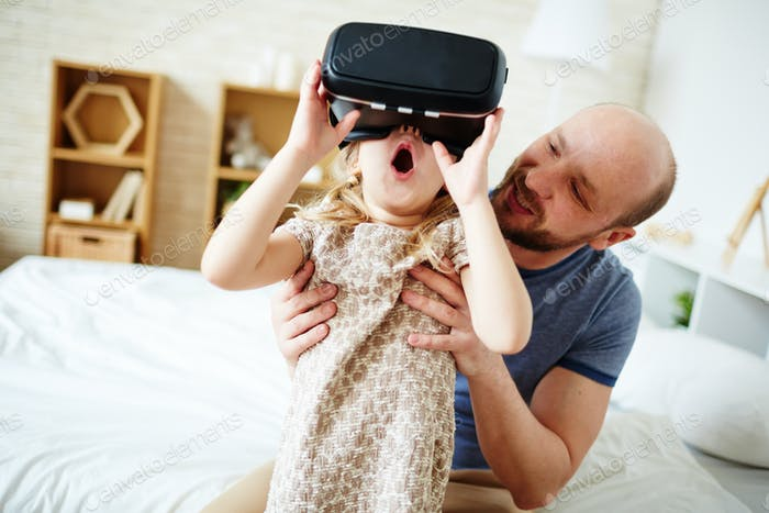 Virtueller Spaß
