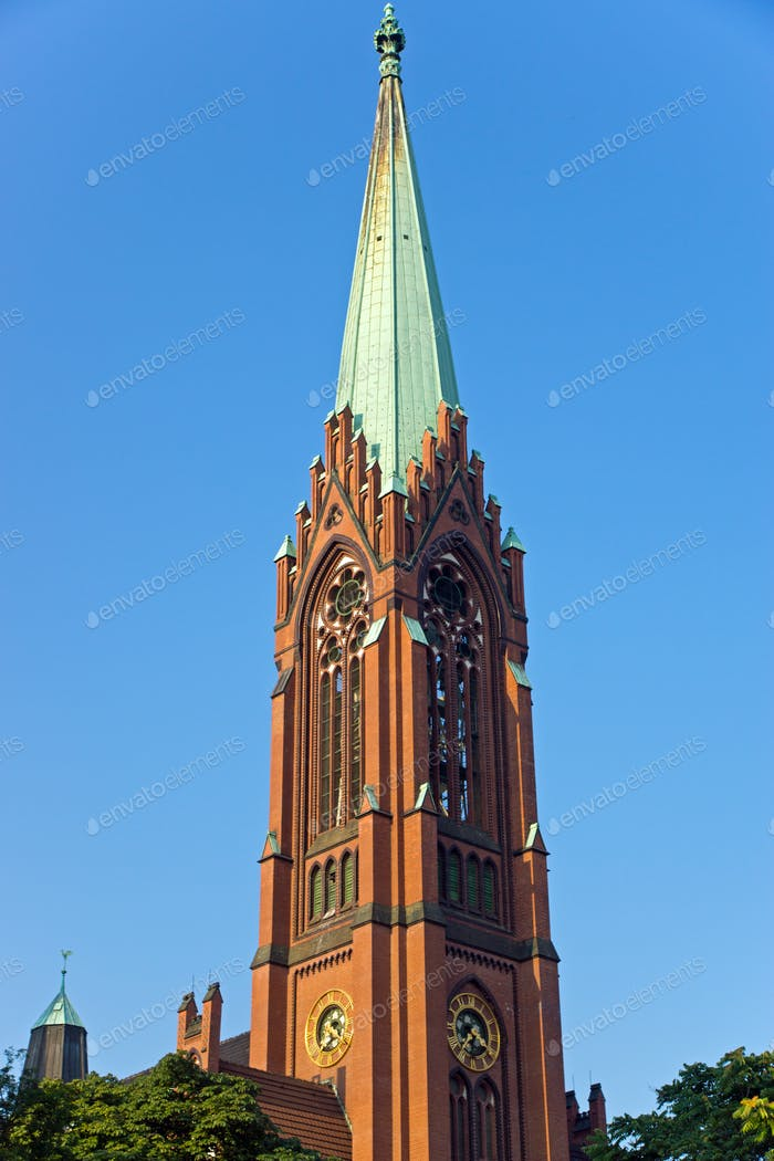Turmspitze in Berlin