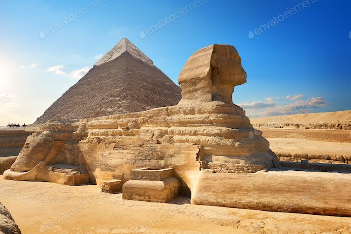 Ancient Sphinx