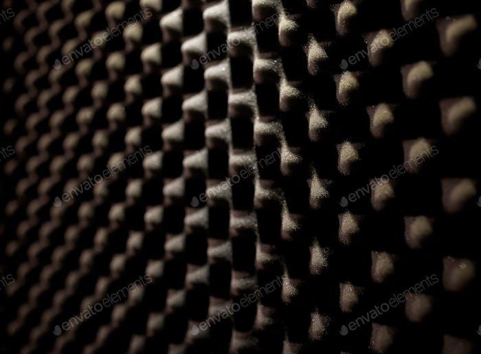material Acústico de gomaespuma