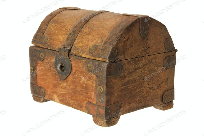 Old Treasure Box