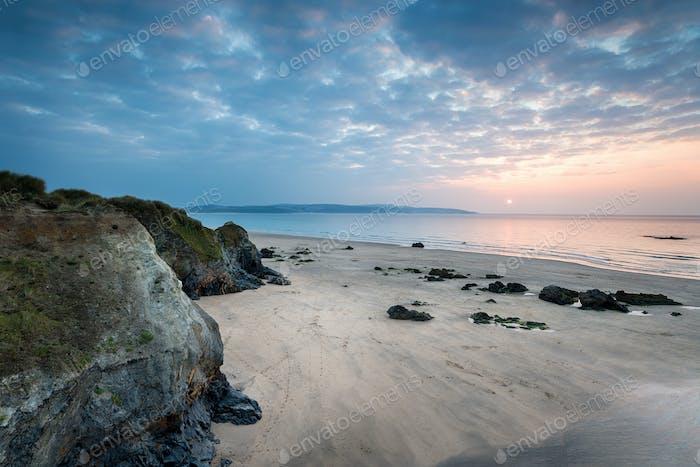 Cornwall Coast at Hayle