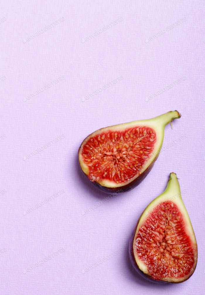 Organic Purple Figs