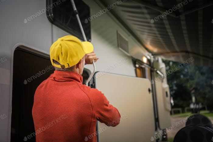Camper Van RV Awning