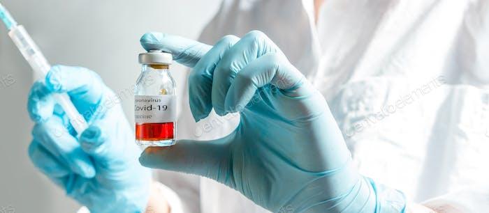 Vaccination Vaccine Syringe Injection Prevention Immunization Treatment Coronavirus Covid 19