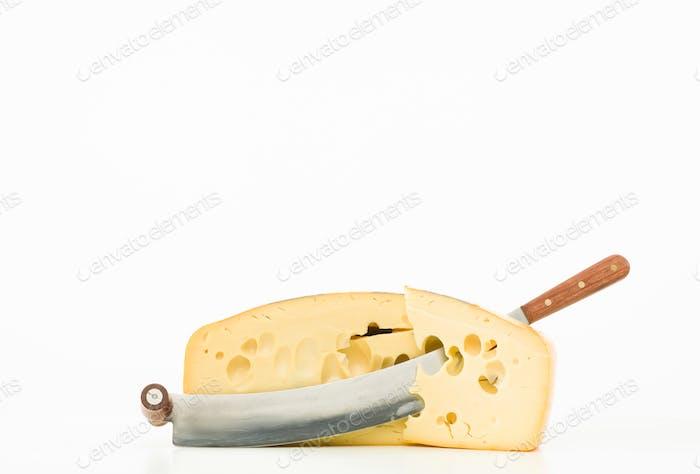 Maasdam Niederländischer Käse