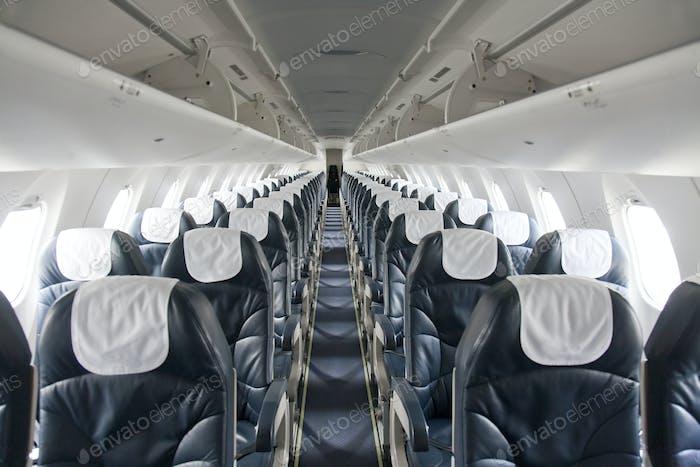 Flugzeug Sitzgelegenheiten