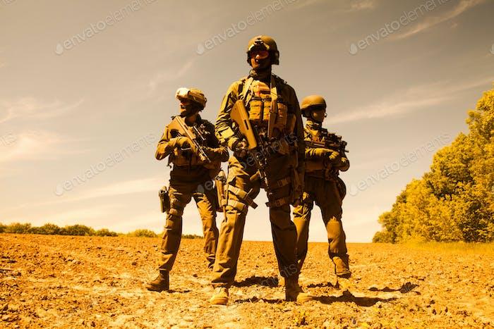 soldados jagdkommando fuerzas especiales