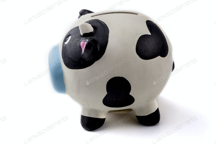 Piggy Bank Cow