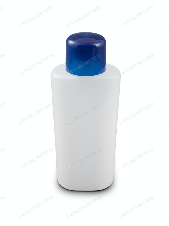 Thumbnail for Nail polish remover plastic bottle