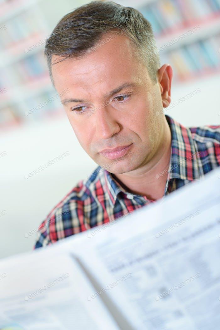 reading a column
