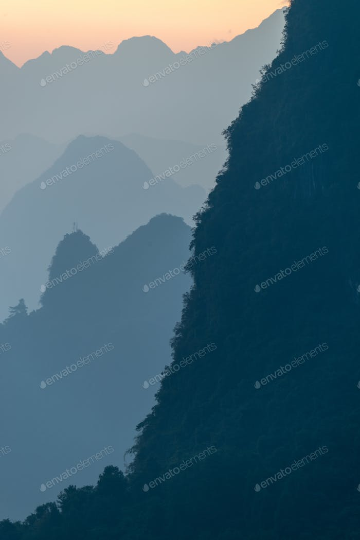 guilin scenery
