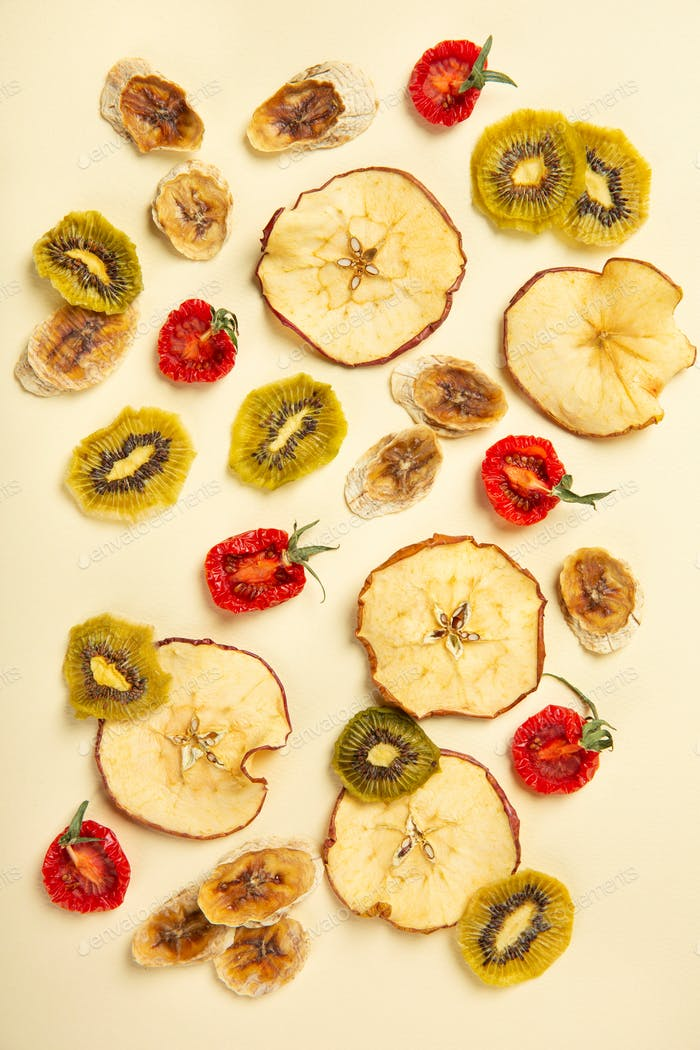 Various dried fruits, healthy lifestyle concept photo 113